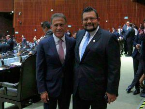 El diputado federal Enrique Cambranis Torres aseguró que desde el Congreso, los legisladores del PAN apoyarán la transformación de Veracruz promoviendo que se le otorgue mayor presupuesto
