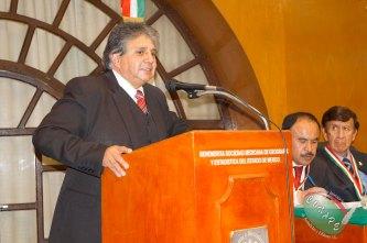 CP Héctor Aguilera, Presidente de AECHAC