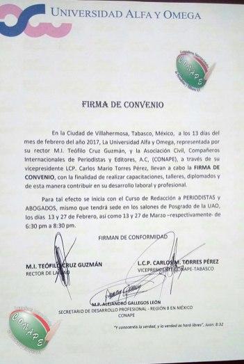Firman-convenio-de-colaboración-CONAPE-Internacional-y-Universidad-Alfa-y-Omega-2