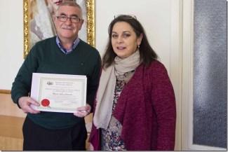 MIGUEL ARNAS CORONADO, MIEMBRO ANLM CAP ESPAÑA