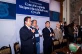Raúl González, realiza la exposición de motivos.
