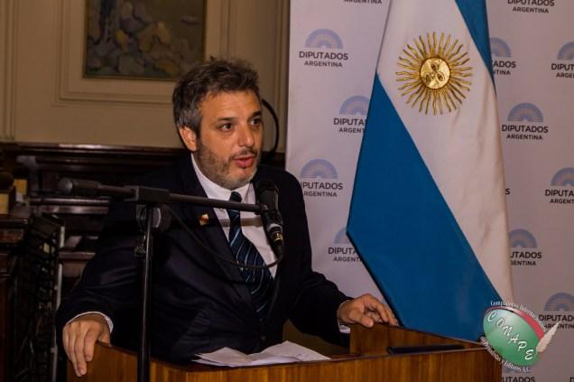 CONAPE presente en la cumbre mundial Las tres dimensiones de la paz 2