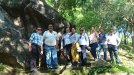 Como buenos anfitriones, colegas del sur de Jalisco, invitaron a los integrantes de CONAPE a recorrer el Parque Ecológico Las Peñas.