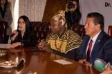 Visita del Principe de Camerún-2