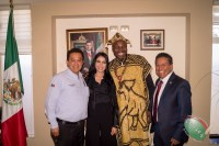 Visita del Principe de Camerún-25