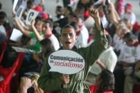 El ministro de Comunicación e Información y el director general de Conatel entregaron los títulos de concesión a los 26 medios
