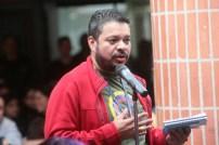 Conversatorio sobre responsablidad social en el uso del espectro radioeléctrico, encabezado por el ministro Ernesto Villegas, en el marco de 26 aniversario de CONATEL. (Foto: Jesús Fernández / CONATEL)