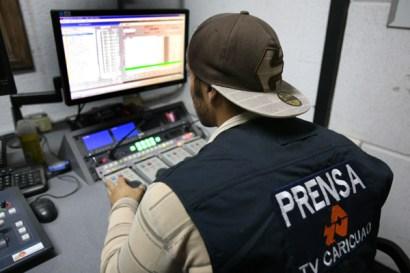 TV Caricuao, desde el 2002 trabajando por la comunicación popular