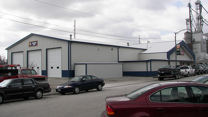 Rieger Motors Solid Core Building