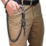 🥇12 Mejores Cadena para pantalones 2020✅