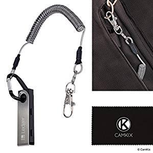 CamKix Cable de Protección Compatible con Cartera de Bitcoin 1