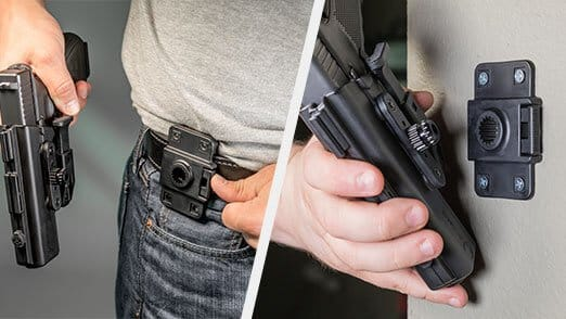 wall-and-paddle-holster