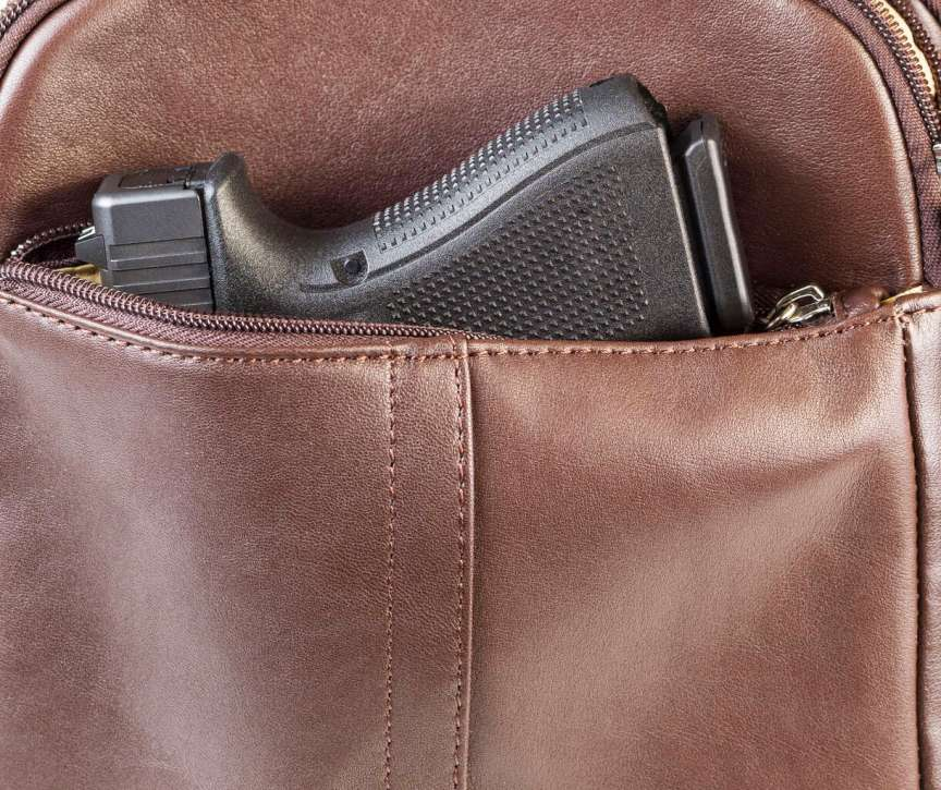 Top ten concealed carry guns for women