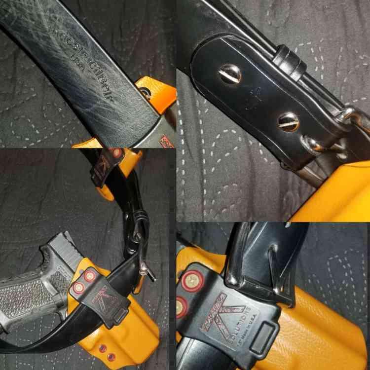 best concealed carry belt