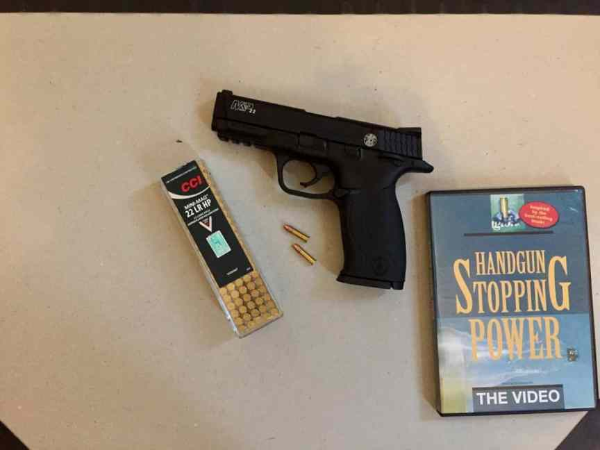 .22 caliber handguns for concealed carry
