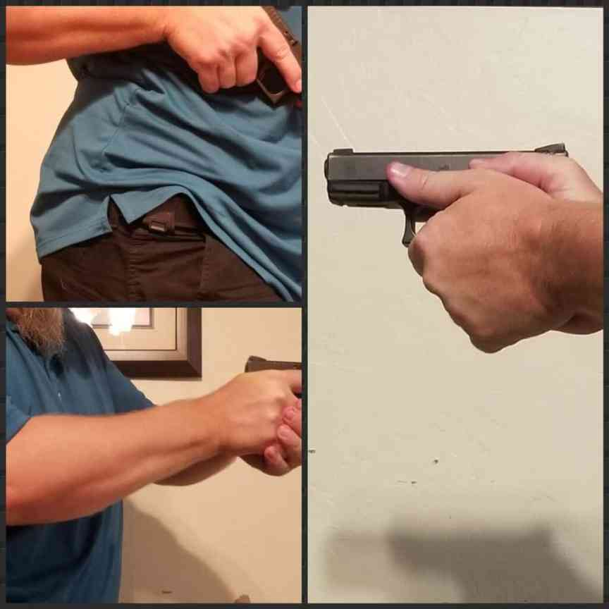 CONCEALED CARRY QUICK DRAW