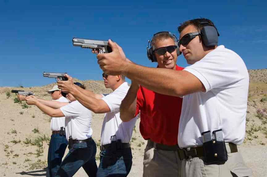 where to find concealed carry training
