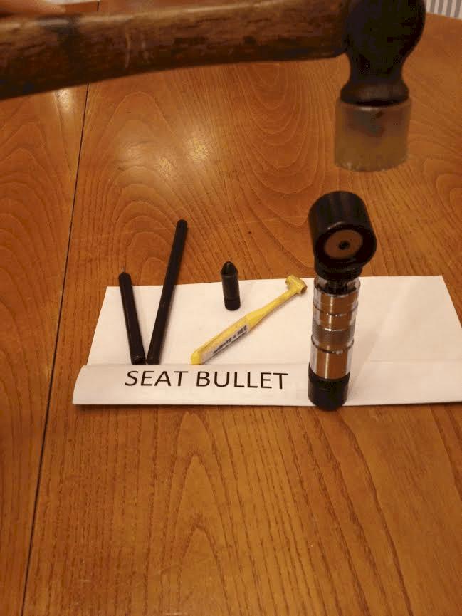 seat bullet