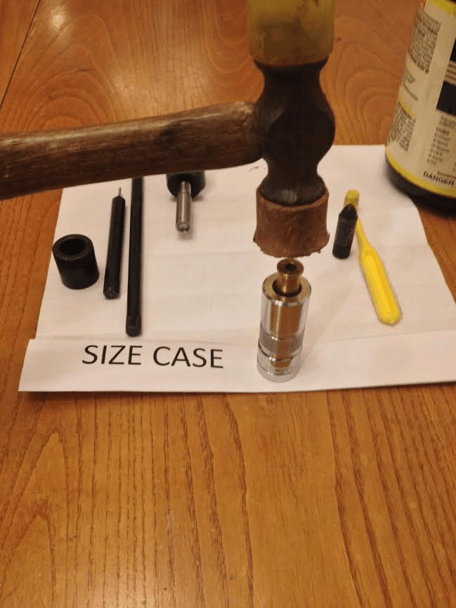 size the case