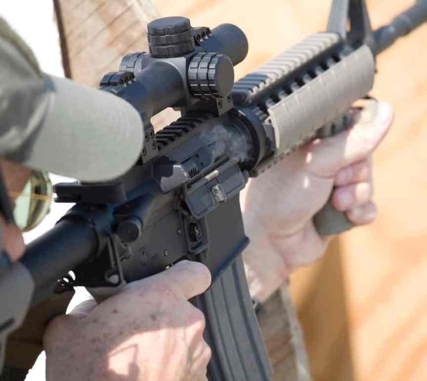Colt M4 AR-15 RIFLE