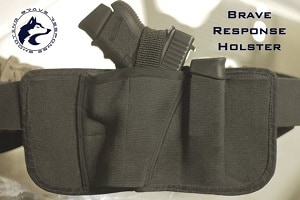 Checkout The Brave Response Holster