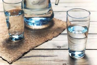 Viel trinken hilft, Konzentrationsproblemen vorzubeugen