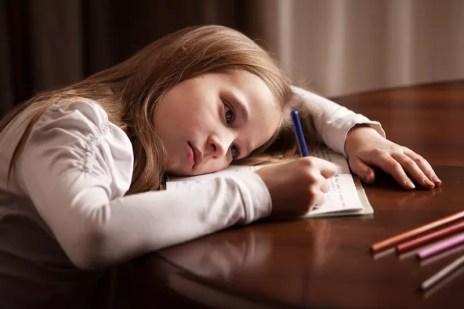 Konzentrationsprobleme zeigen sich von Kind zu Kind auf unterschiedliche Weise