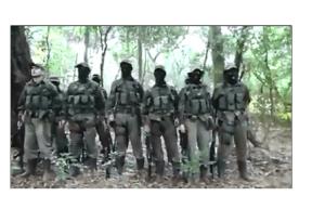 El autodenominado Ejército del Pueblo paraguayo