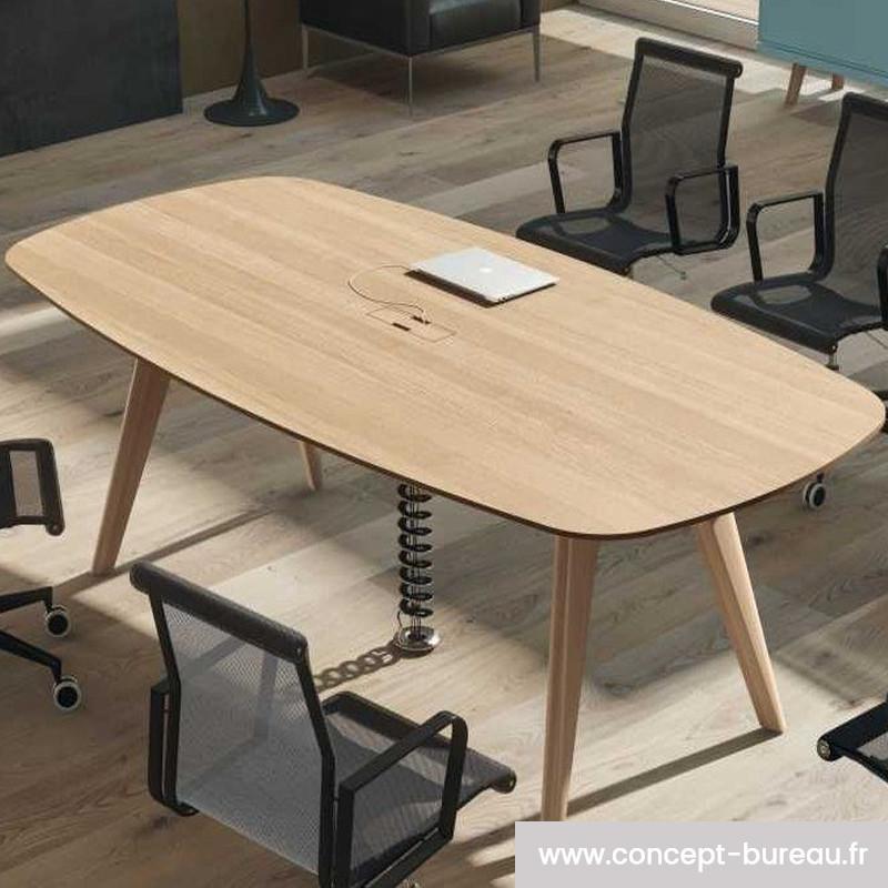 table de reunion 8 10 personnes chenaie