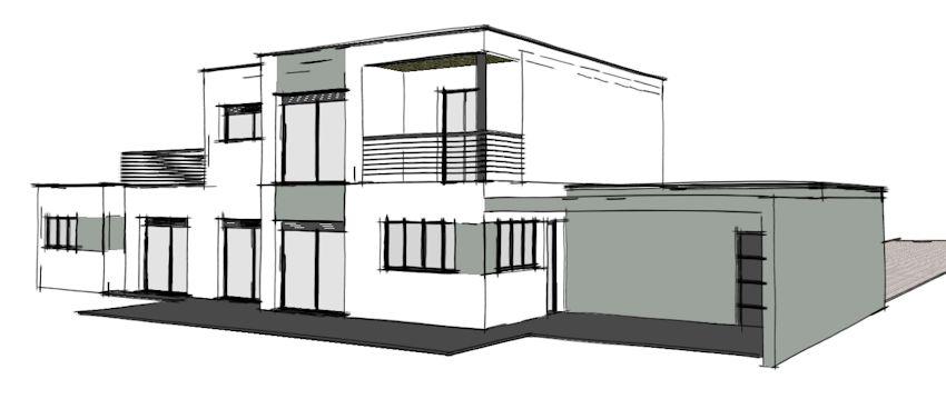 Construction De Maison Contemporaine Sur Mesure Macon 71 Concept Creation