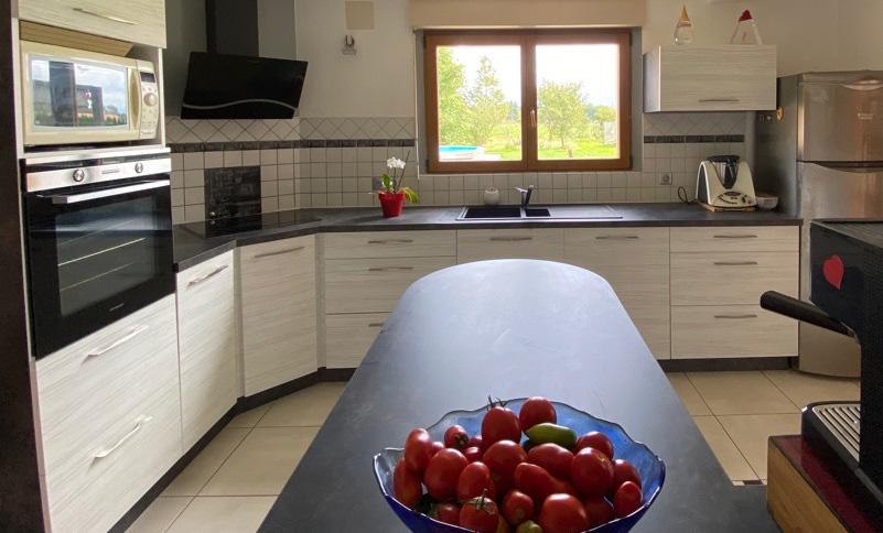 cuisine blanc Conceptevolution roye