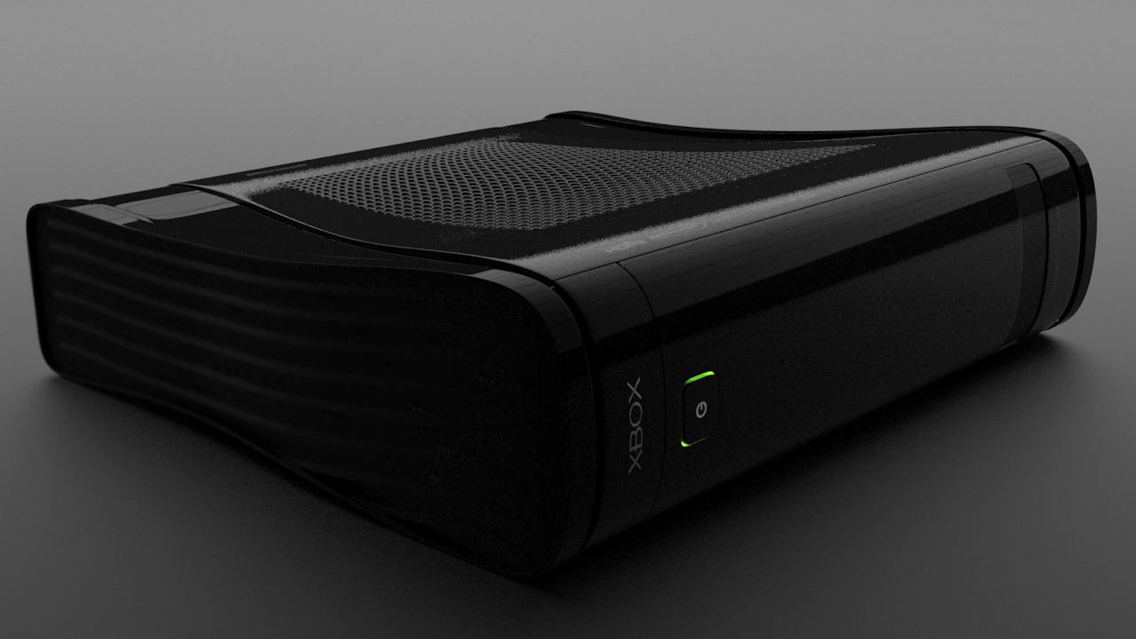 Xbox Prestige Concept Uses Second Generation Kinect Technology And 8 Core Processor Concept Phones