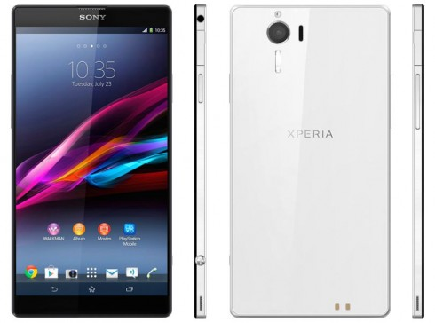 Sony Xperia ZX is a 6 Inch Triluminous Smartphone