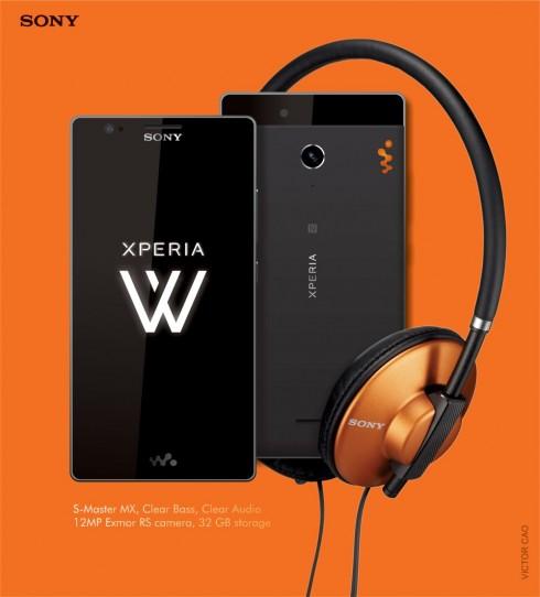 Sony Walkman is Back Baby! New Model Adopts Xperia Branding, Looks Hot!