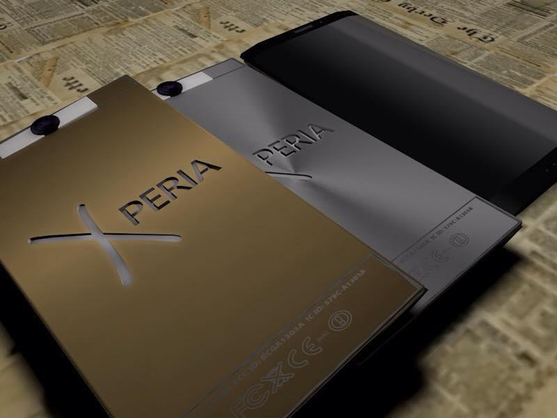 Sony X1 Xperia Ericsson