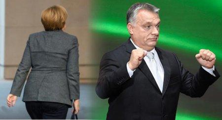 Merkel, das Böse geht - die Neue Welt entsteht