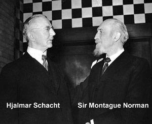 Schacht und Montague