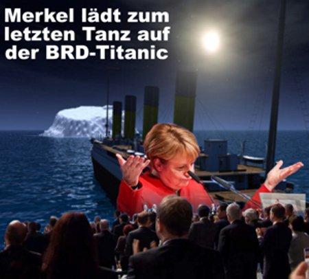 Totentanz auf der BRD-Titanic