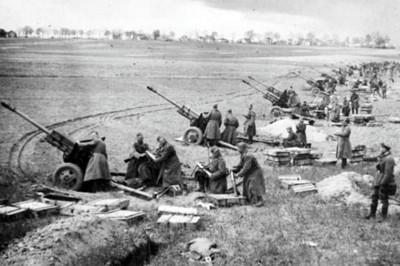 Schlacht um Berlin Sowjet-Armee
