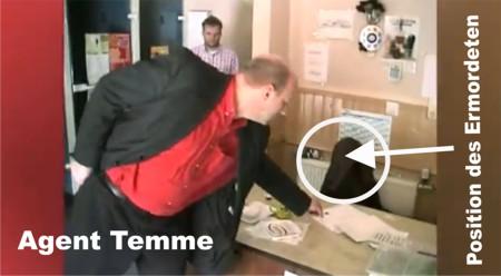 Temme Tatort-Rekonstruktion