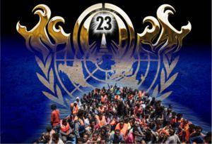 23 Zeichen des Illuminaten-Migrationspakts