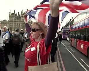 Brexit war weiß