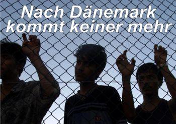 Nach Dänemark kommt keiner mehr