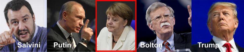 Die Merkel-Töter