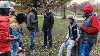 Dealer im Görlitz-Park dürfen legal Kinder töten