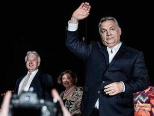 Orbans Sieg zur Verteidigung Ungarns