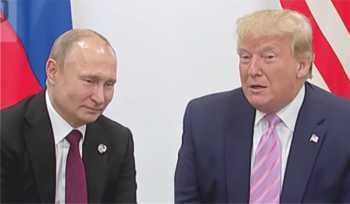 Die Superklatsche von Trump und Putin für die Merkel-BRD