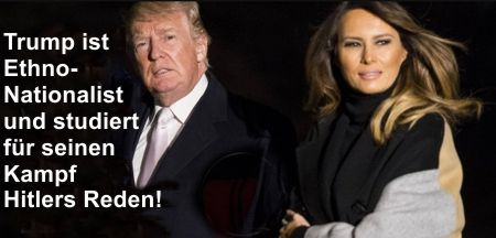 Trump, Zerstörer der Global-Juden-Welt