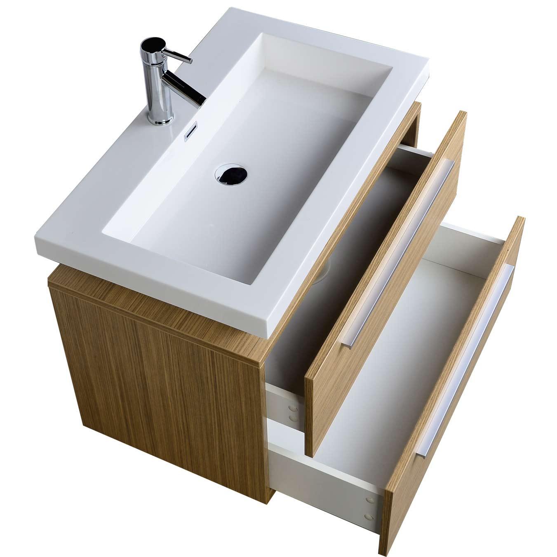 Wall Mount Bathroom Vanity Light Teak Free Shipping Tn N800