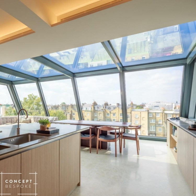 The 270 degree view from one of our penthouse developments